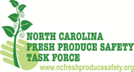 NC Fresh Produce Safety Task Force logo image