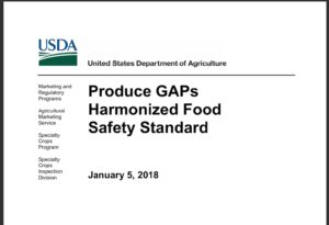 Cover photo for Overview of Changes to the USDA Harmonized GAP Audit Workshops